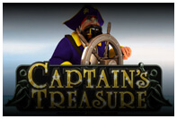 Captain's Treasure (Сокровища капитана) онлайн