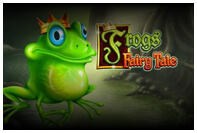 Frogs Fairy Tale (Сказка о лягушке)