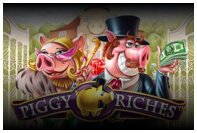 Piggy Riches (Богатые свинки) онлайн