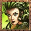 Символ Медуза Горгона игра mythic maiden slot