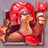 Символ Индюк-жрец игра wild turkey slot
